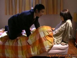 japonés, las mamás y los niños, duro