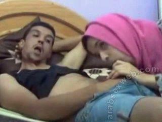 Arabian BJ In Hijab On Webcam-ASW1077