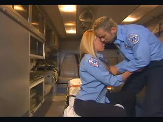 Nichole sheridan hardcore fucking in ambulance