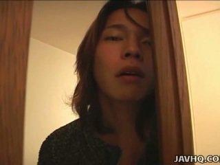 Japanska tonårs gets smutsiga i den bath uncensored