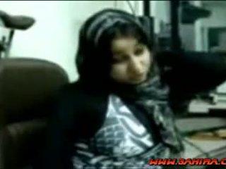 Iraqi hijab وقحة الحب الشرجي