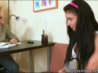 Gợi cảm tutoring với giáo viên