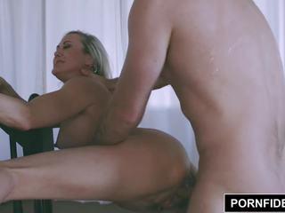 Pornfidelity brandi liebe fulfills sie tabu fantasy.