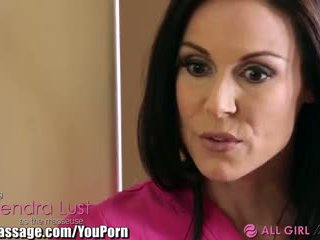 AllGirlMassage Kendra Lust Pussy Licks Anissa Kate
