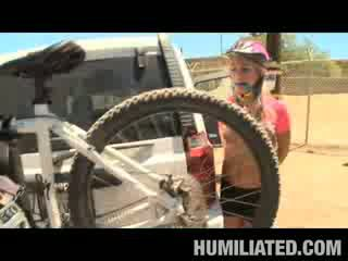 Stramt kara mountain biking pasarica