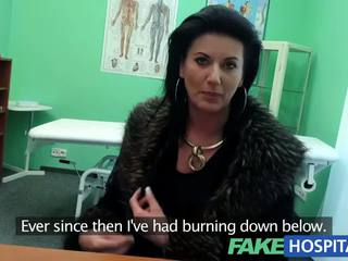 FakeHospital Smart mature sexy MILF has a sex confession