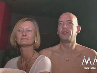Mmv 영화 현실 아마추어 독일의 swingers, 포르노를 3d