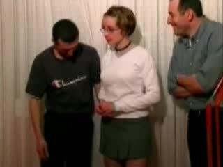 Francesa chavala anal follada
