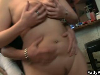 Big Sweeties Strip For Guys In The Bar