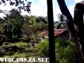 29 brazil taking zuhany -ban a farm