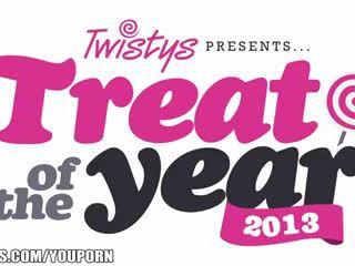 Aaliyah ความรัก เป็น พลาด april - twistys รักษา ของ the ปี vote ตอนนี้