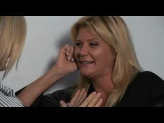 Nina, ginger & melissa - caliente milfs en lesbianas encounters