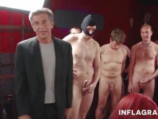 Vācieši moms gangbang: infla granti porno video 5b