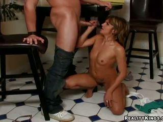 Erotic And Rany Mini Busted Gal Having...