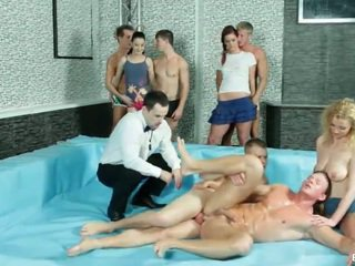 Nasty Bisex Orgy