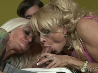 more hardcore sex thumbnail, threesome vid, mature/milf clip