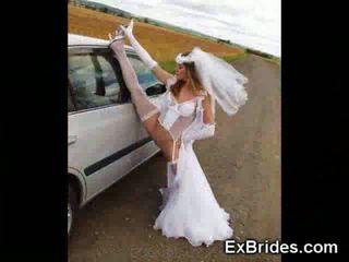 Reāls jauns amatieri brides!