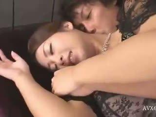 Jav মডেল satomi suzuki rammed কঠিন