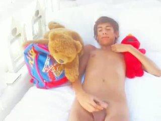 Gay sesso webcam università 18yo guy wanks