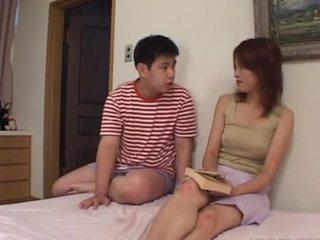 Avmost.com όμορφος/η ιαπωνικό γκόμενα καβλί κάνοντας σεξ και blasted με mannaise