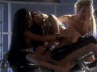 Jessica drake and hottie hotties playing messy