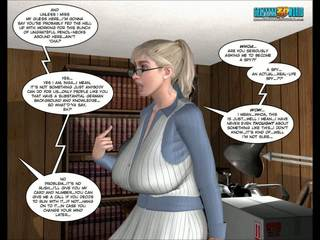 kartun, 3d comics