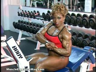 Desiree ellis 05 - female bodybuilder