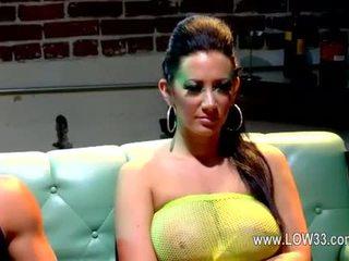 Malena morgan avec bewitching glamour nana
