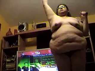 Fat Naked Whore Alma Smego Finally Tries To Lose W