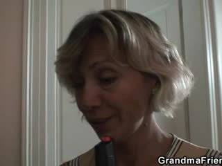 any old posted, watch grandma clip, granny fuck