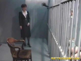 А възбуден prisoner