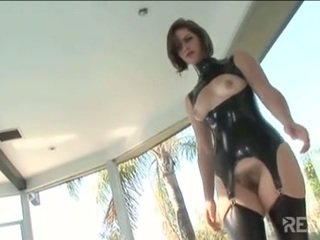 Bobbi Starr uses her ass for everything