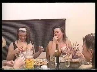 Umazano švedinje retro 90's foodsex
