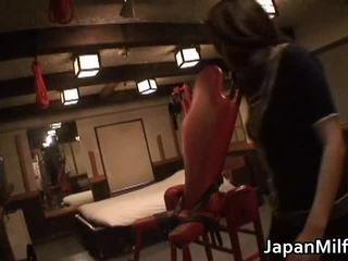 japānas, austrumu iedzīvotājs, karstā milf