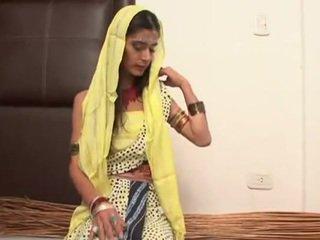 뜨거운 모임 와 a 섹시한 인도의 아내 tamara