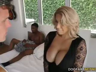 Alyssa Lynn takes BBC in front of her son <span class=duration>- 10 min</span>