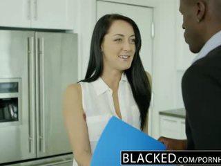 Blacked ehemann does nicht wissen ehefrau sabrina banks loves bbc