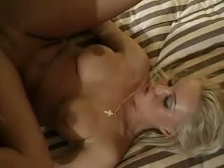 blondinke, dvojno penetracijo, threesomes
