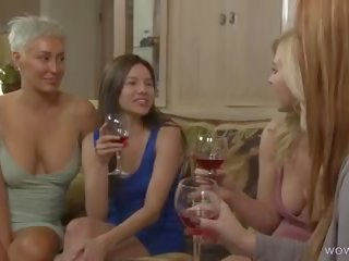 Lesbisch stap sisters hebben feelings, gratis porno 6d