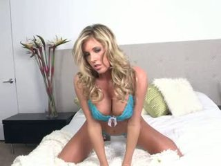 Enchanting Whore Samantha Saint Acquires Nasty Hot On Bed For One Arousing Action