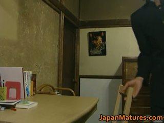 Japońskie mamuśka has szalone seks darmowe jav
