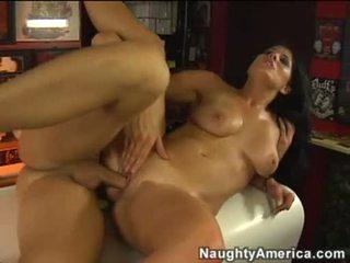 Hawt porno bejba erin marxxx aawaiting a load od prihajanje blasting.