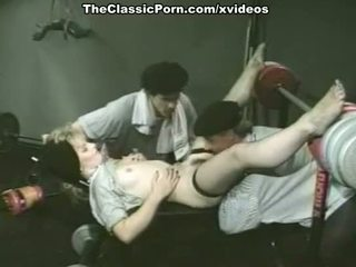 Alexis greco, bambi allen, 水晶 breeze 在 经典 色情 现场