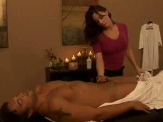 Den masseuse 2: fria äldre porr video- 41
