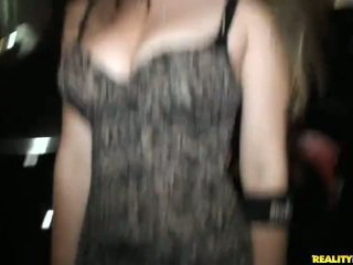 Round Tits and Asses In The VIP