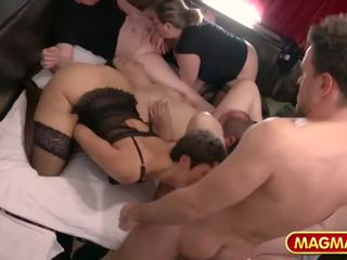 German Amateur Swingers Club, Free German Swingers Porn Video