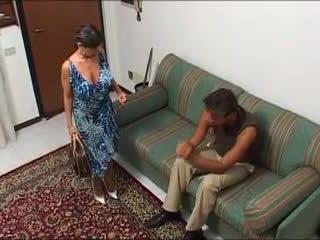 Une maman demonter par sønn mec et sønn fils