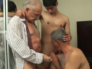 хомосексуалист, стар, анален