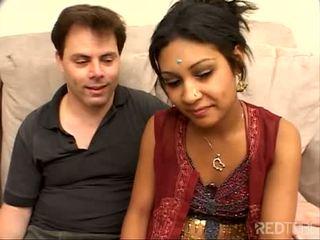 Drovus mažai indiškas mergaitė pakliuvom gerai