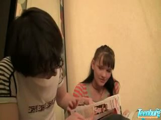 young mov, bedroom mov, free family clip